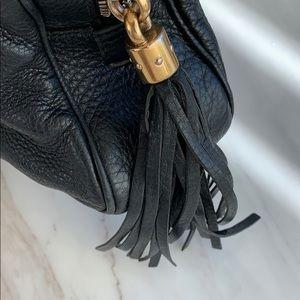 Gucci Bags - 100% Authentic Gucci Soho Chain Zip Shoulder Bag